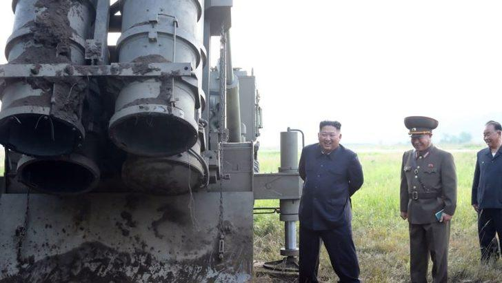Kuzey Kore'den 'Çok Önemli Deneme'