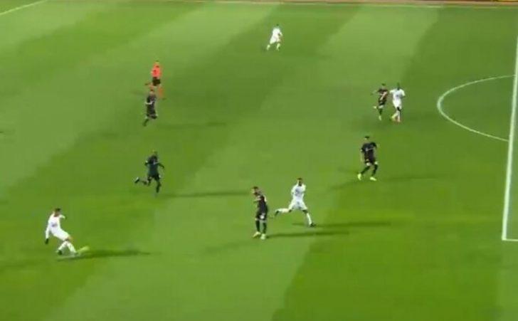 Kasımpaşa'nın Beşiktaş'a attığı gol VAR'dan geldi!