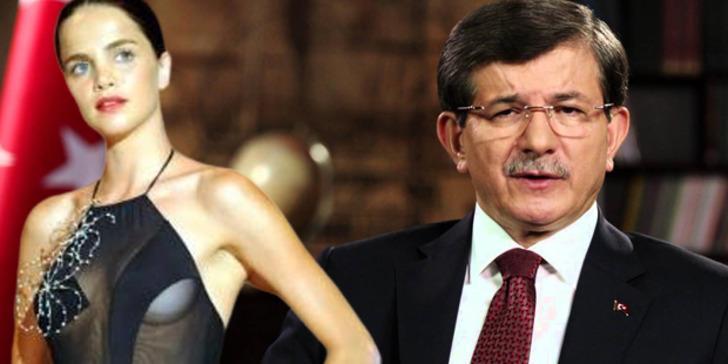 Tuğçe Kazaz'dan Davutoğlu'na sert sözler!