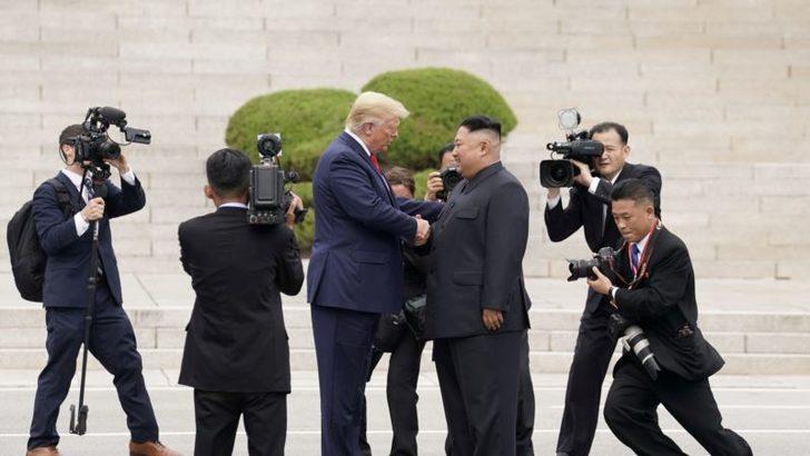 Kuzey Kore'den Trump'a Sabırsız İhtiyar Yakıştırması
