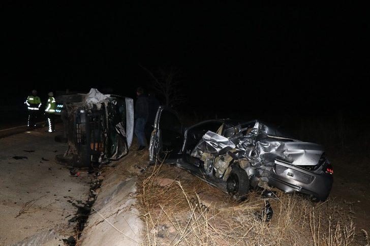 Kayseri'deki kazada yaralananların kimlikleri belli oldu