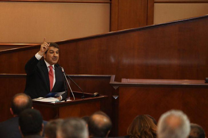 İBB Meclisi'nde Kanal İstanbul tartışması! İmamoğlu'ndan yanıt geldi