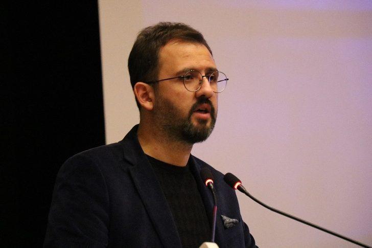 Genç Kalemler Topluluğu Yazarlık Atölyesi konuğu, yazar Tolga Akpınar oldu