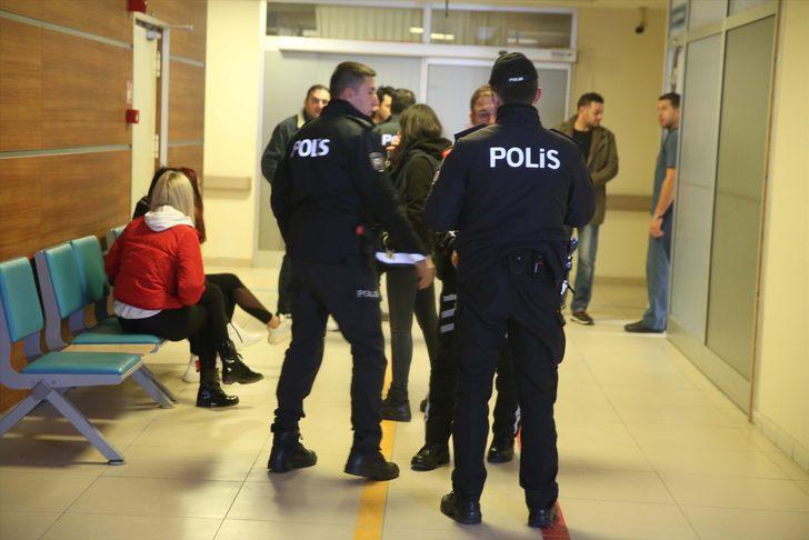 Edirne'de fuhuş operasyonu: 14 gözaltı