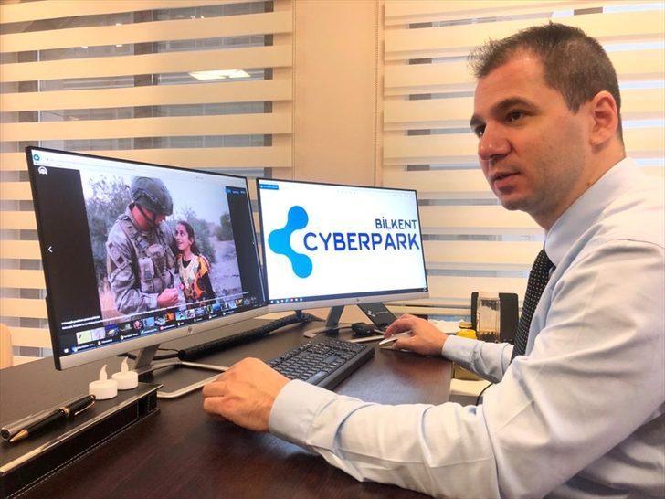 """Bilkent CYBERPARK Genel Müdürü İnaltekin, AA'nın """"Yılın Fotoğrafları"""" oylamasına katıldı"""