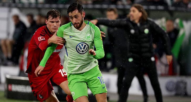 Wolfsburg Yunus Mallı'yı gözden çıkardı! Transfer olacak mı?