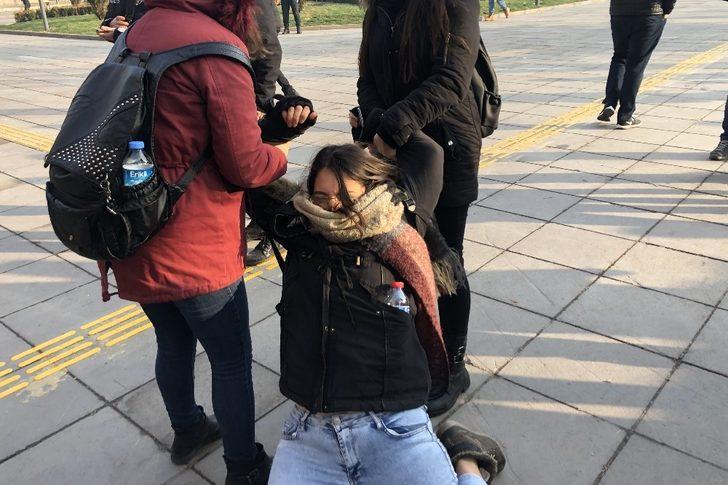 Veteriner hekime cinsel istismar davası öncesi Ankara Adliyesi karıştı: 4 gözaltı