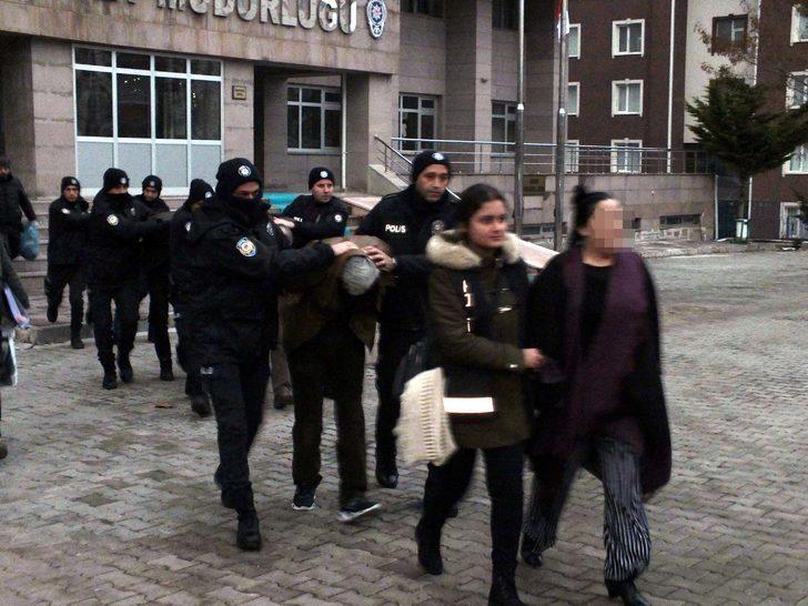 Yozgat ve Ankara'da fuhuş operasyonu: 5 gözaltı