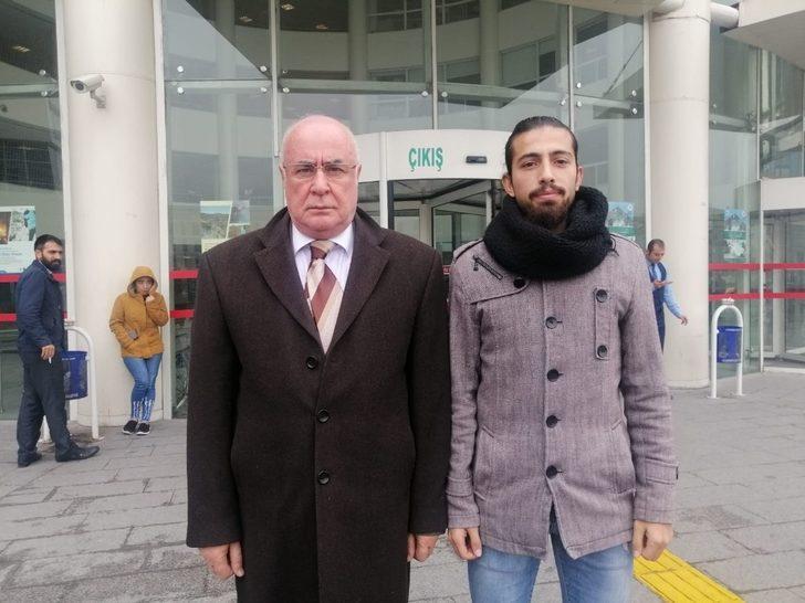 Kayseri Erciyesspor'un eski yöneticisi hakim karşısında
