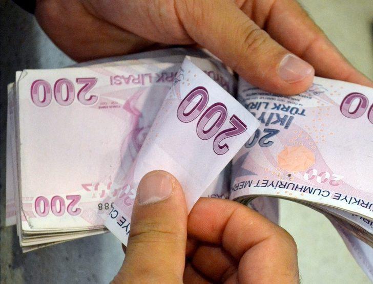 Bankacılık sektörünün aktifleri yükselerek 6,1 trilyon lira oldu
