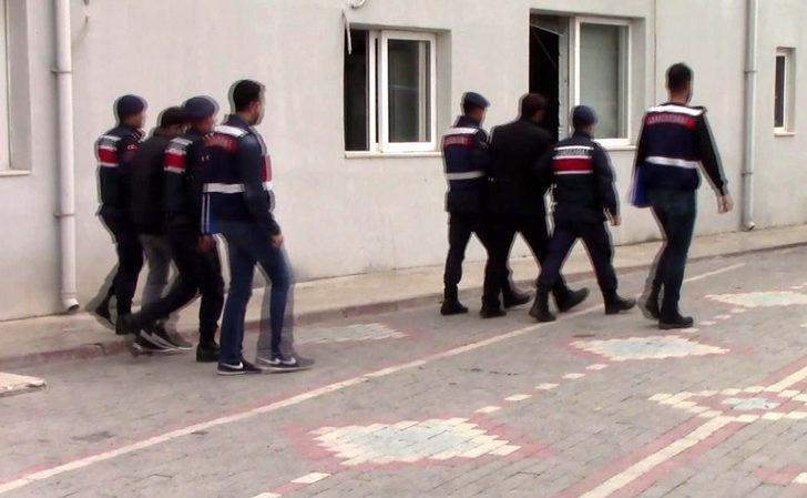 Mersin'de DEAŞ şüphelisi 2 kişi tutuklandı