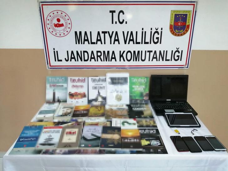 Malatya merkezli DEAŞ operasyonu: 4 tutuklama