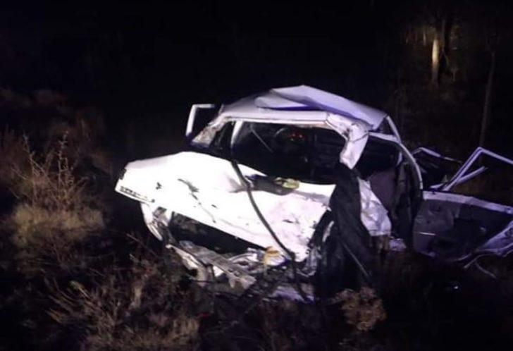 Son dakika: Afyonkarahisar'da otomobil şarampole yuvarlandı! Çok sayıda ölü var