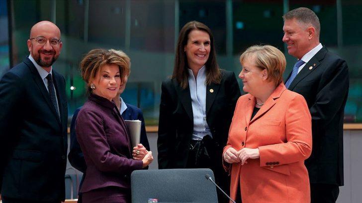 AB Liderler Zirvesi'nde iklim değişimi anlaşması