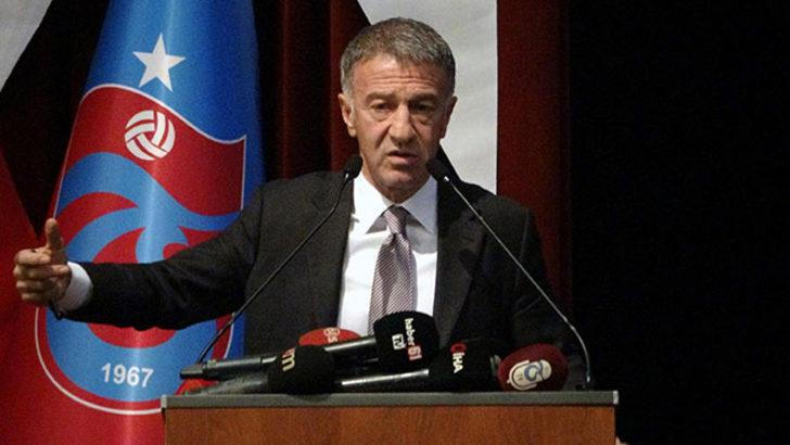 Ahmet Ağaoğlu: Kural sezon ortasında değişemez
