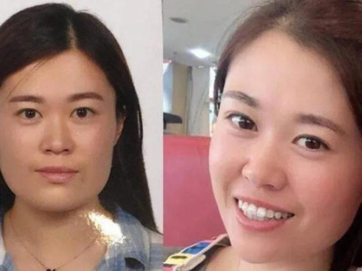Kaybolduktan sonra ölü bulunan Çinli kadının son görüntüleri ortaya çıktı
