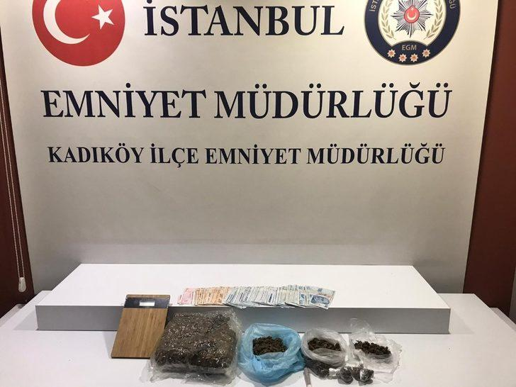 Polisi yaralayıp kaçmaya çalışan uyuşturucu satıcısı yakalandı