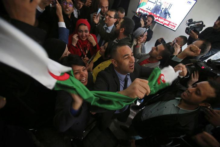 Cezayir'de cumhurbaşkanlığı seçiminin galibi belli oldu!