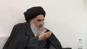 Iraklı Şii Lider Sistani'den Silah Kontrolu Çağrısı