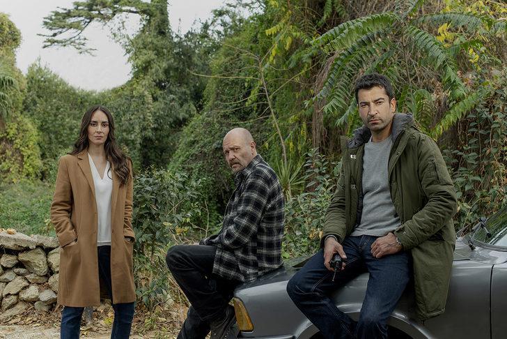 Alef dizisinden ilk kareler yayınlandı! Kenan İmirzalıoğlu'nun yeni dizisi Alef ne zaman başlıyor?