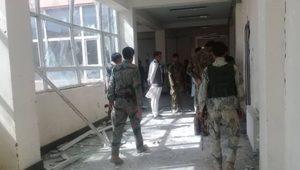 Afgan Ordusu'na Ait Üsse Taleban Saldırısı
