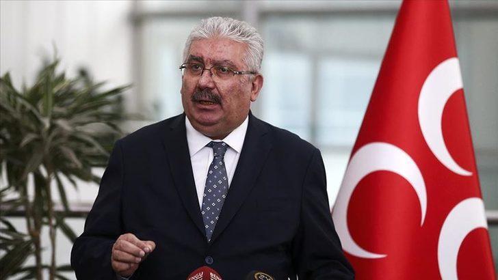 MHP'li Yalçın: İP müdiresi, Sayın Bahçeli'ye cevap verirken oldukça kaba