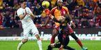 Süper Lig: Galatasaray: 2 - Ankaragücü: 2 (Maç sonucu)