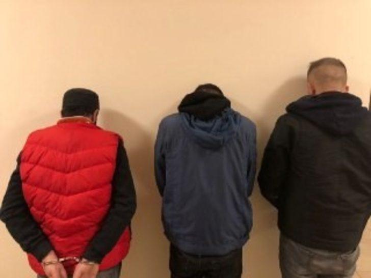 Gaziantep polisi uyuşturucuya geçit vermiyor