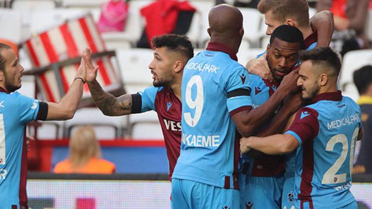 Trabzonspor'da hedef Denizlispor karşısında galibiyet