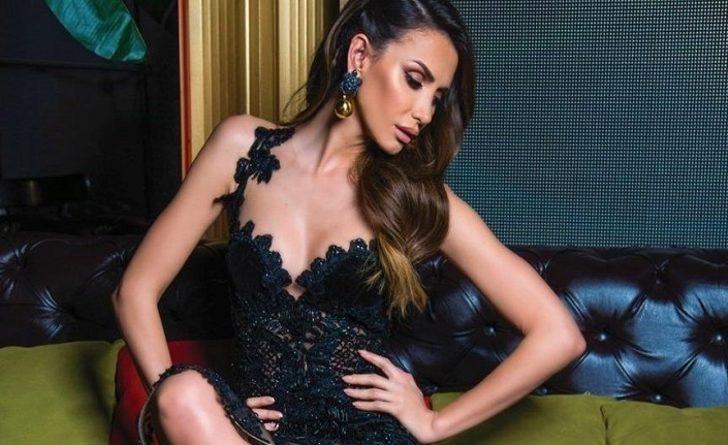 Emina Jahovic yeni yıla eski eşi Mustafa Sandal'la girecek