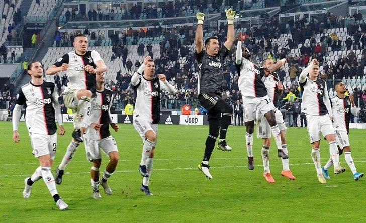 Juventus'un Şampiyonlar Ligi kadrosu açıklandı! Merih Demiral...