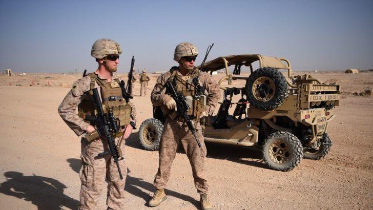 Amerika Afganistan'daki Askerlerinin Üçte Birini Çekebilir