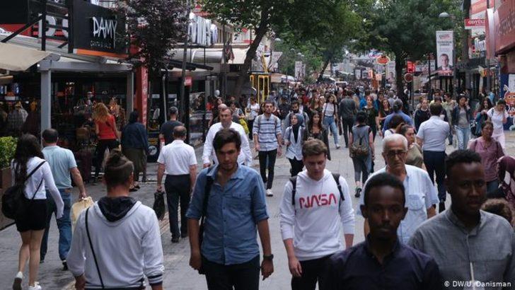 Türkiye'de 4,5 milyon kişi işsiz