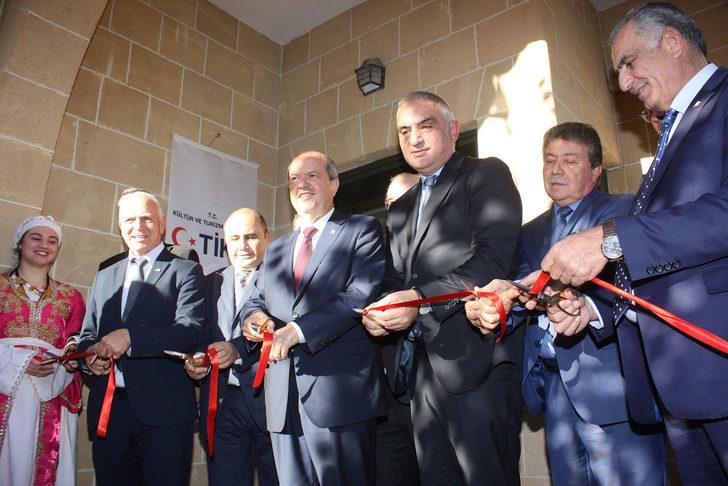 TİKA'nın 62'nci ofisi, KKTC'de açıldı