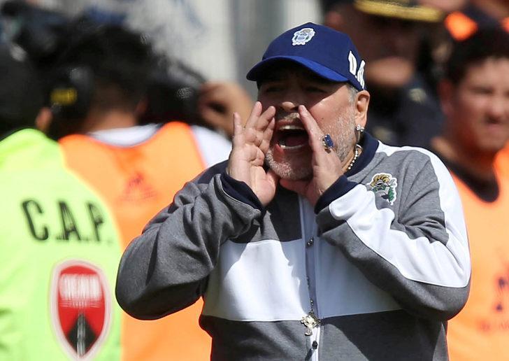 Maradona'dan flaş Pochettino açıklaması!
