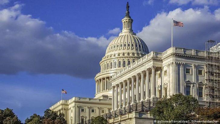 Türkiye'ye yaptırım içeren tasarı ABD Senatosu'ndan geçti