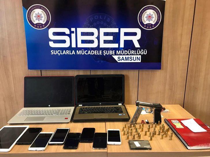 Samsun merkezli yasa dışı bahis operasyonunda 6 şüpheli gözaltında