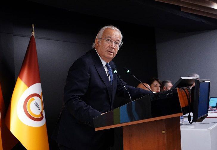 Eşref Hamacıoğlu: Fatih Terim'in artık futbol direktörlüğüne geçmesi lazım