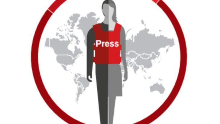'Öldürülen Gazeteci Sayısı Azaldı Gözaltındakiler Arttı'