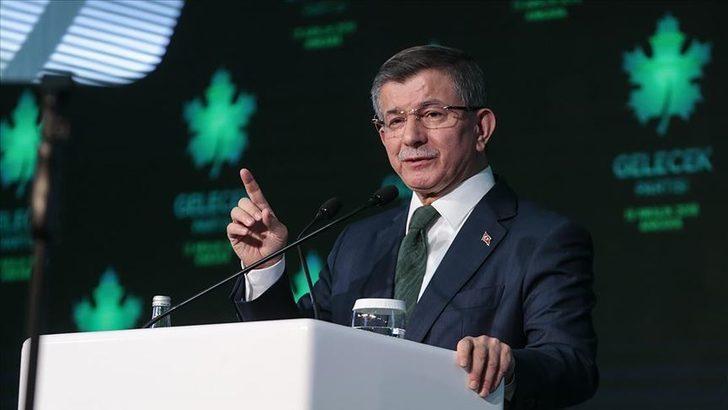 Bursa'da Gelecek Partisi'nden 30 kişi istifa etti
