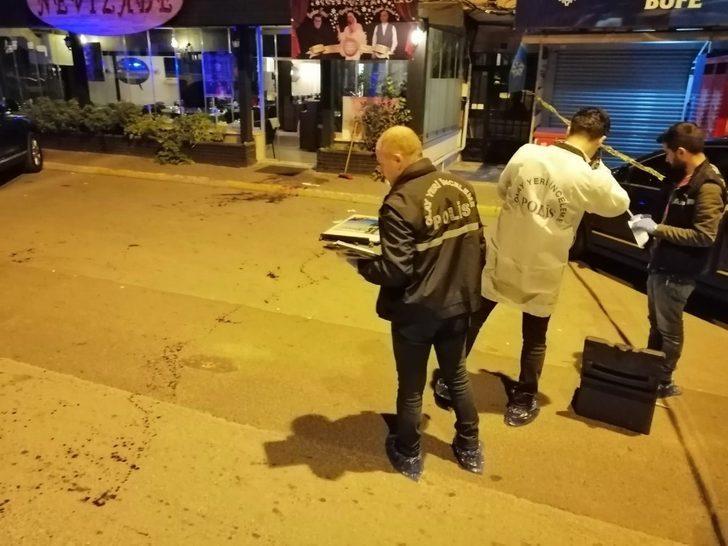 İstanbul Maltepe'de bıçaklı kavga! Yaralılar var