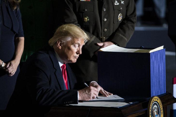 Trump, 4 Şubat 2020'de ulusa sesleniş konuşması yapacak