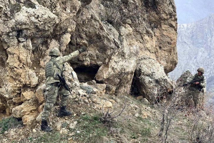 MSB duyurdu: Irak kuzeyinde 3 PKK'lı etkisiz hale getirildi