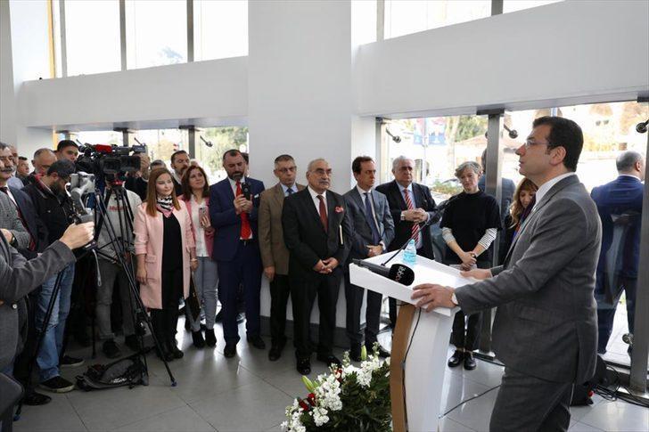 İstanbul Kent Konseyi açıldı