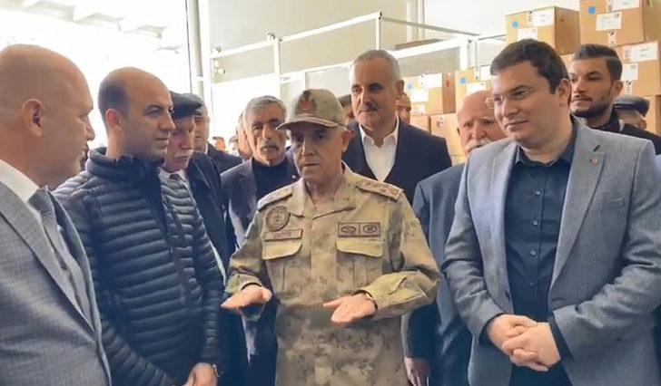 Jandarma Genel Komutanı Orgeneral Çetin: 500 civarında terörist kaldı