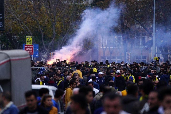 Fenerbahçe taraftarı büyük coşku yaşadı