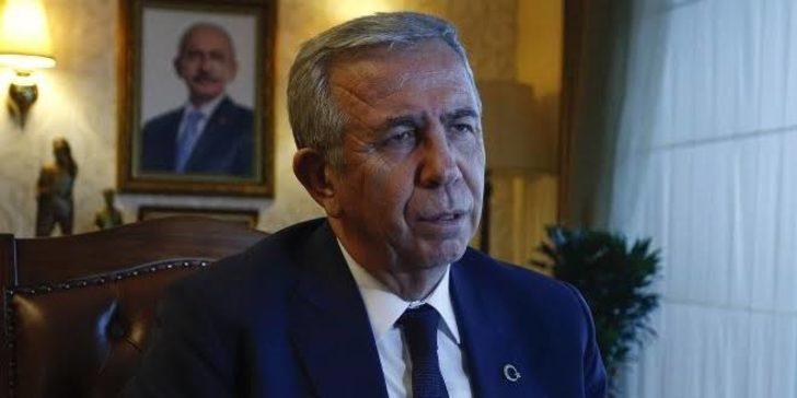 Mansur Yavaş'tan Sinan Aygün hakkında suç duyurusu!