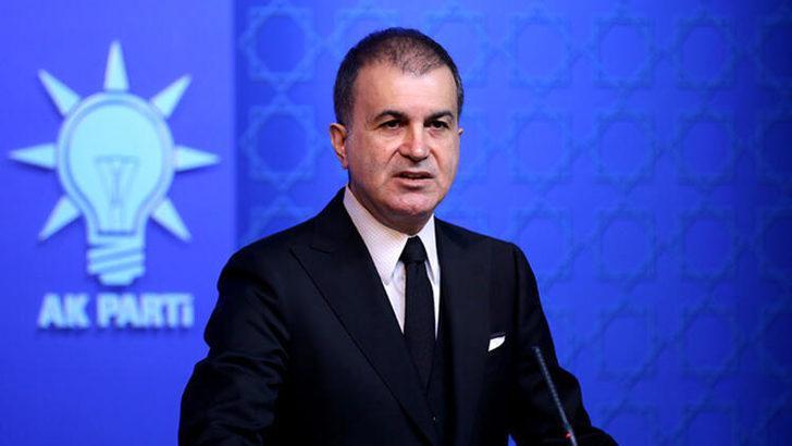 AK Parti Sözcüsü Ömer Çelik'ten CHP'ye tepki: Görülmemiş bir barbarlıktır