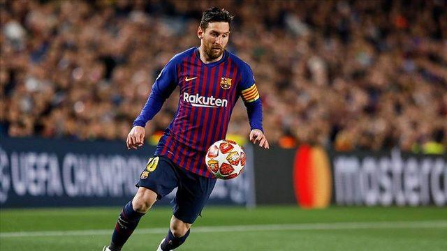 Messi'nin kramponlarına servet