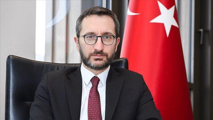 İletişim Başkanı Fahrettin Altun'dan 'sosyal medya' açıklaması